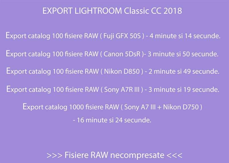 Lightroom Classic CC 2018 Export - Pixel Crusher