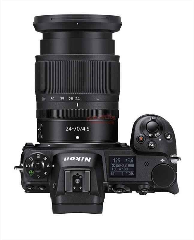 Nikon Z6 si Z7 (2)