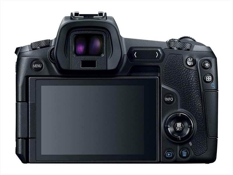 Canon R - Primul mirrorless full-frame de la Canon (1)