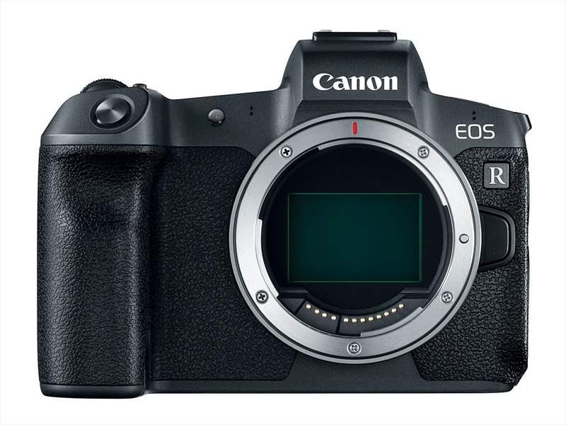 Canon R - Primul mirrorless full-frame de la Canon (2)