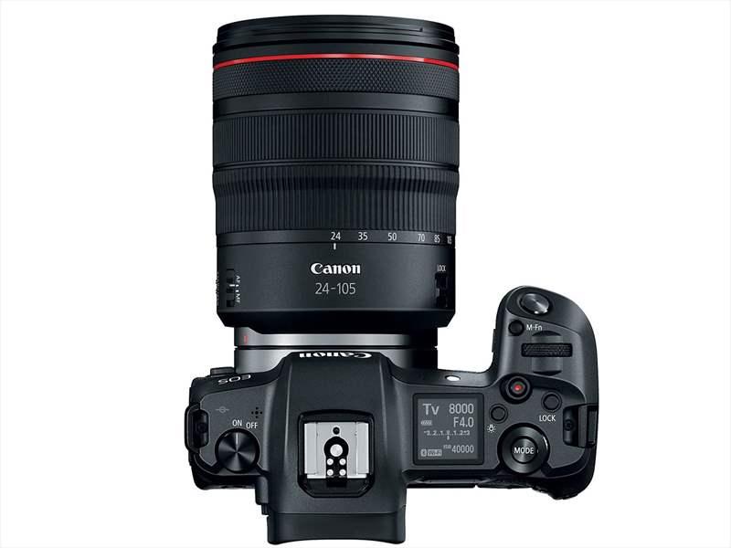 Canon R - Primul mirrorless full-frame de la Canon (3)
