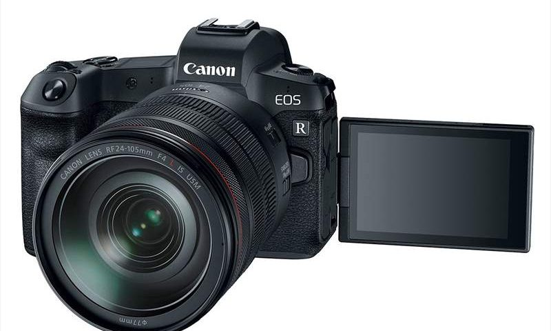 Canon R - Primul mirrorless full-frame de la Canon (4)