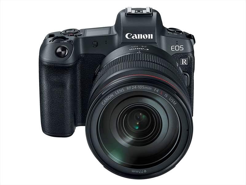 Canon R - Primul mirrorless full-frame de la Canon (5)