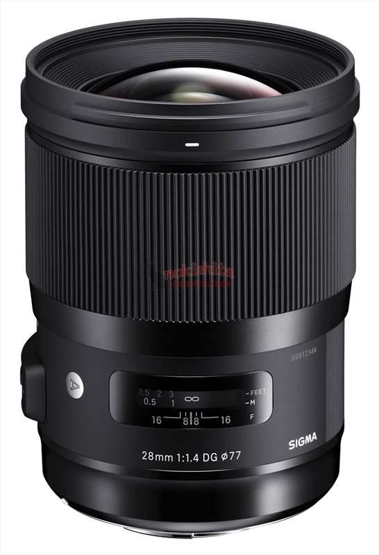 Sigma 28mm f1.4 DG HSM Art (1)
