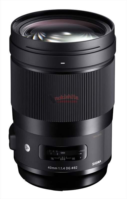 Sigma 40mm f1.4 DG HSM Art (1)
