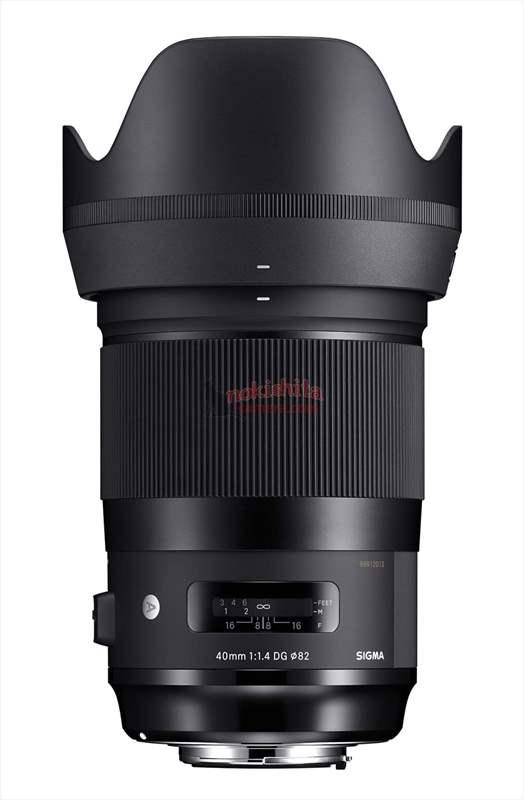 Sigma 40mm f1.4 DG HSM Art (2)