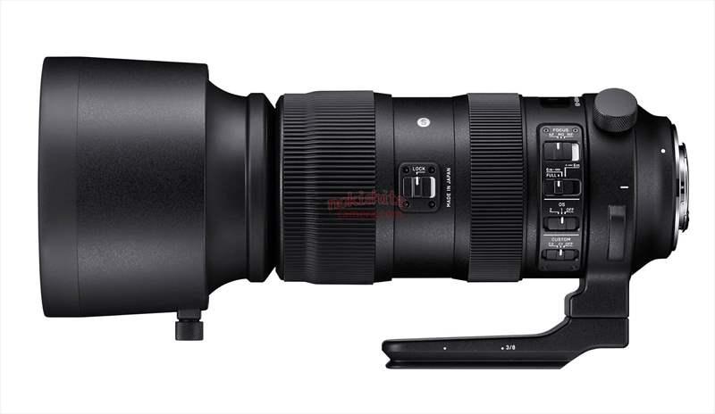 Sigma 60-600mm f4.5 - 6.3 DG OS HSM Sports (1)