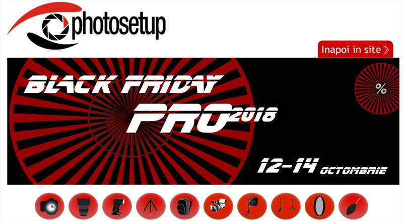 photosetup BlackFriday Pro 2018