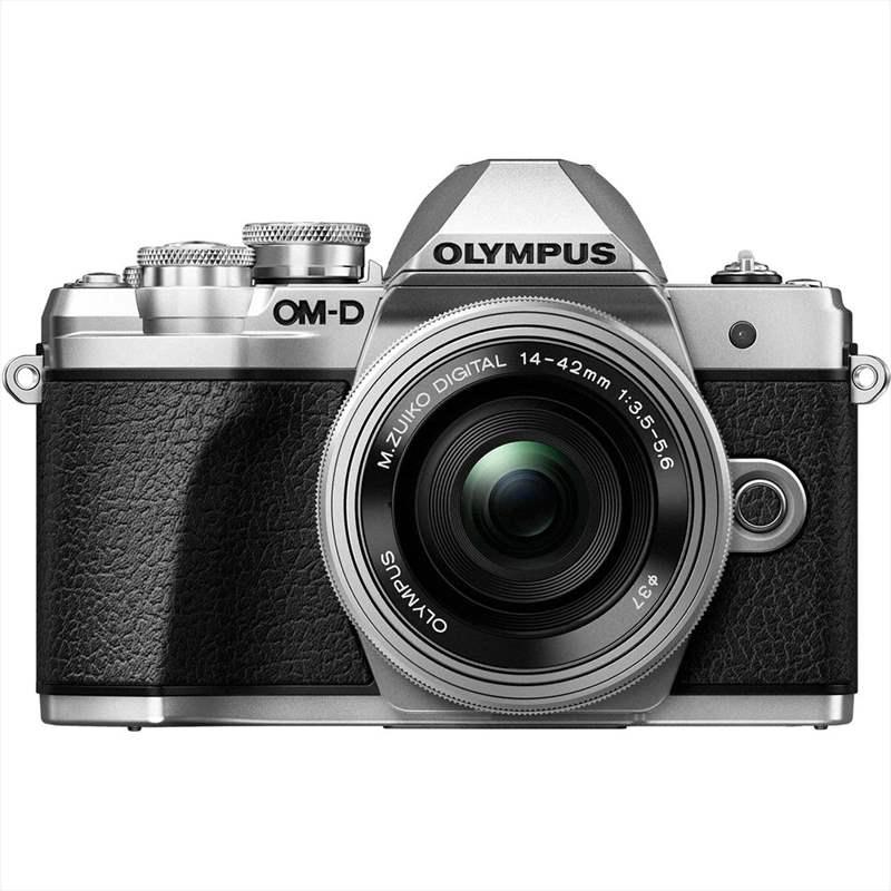 Olympus OM-D E‑M10 MARK III (1)