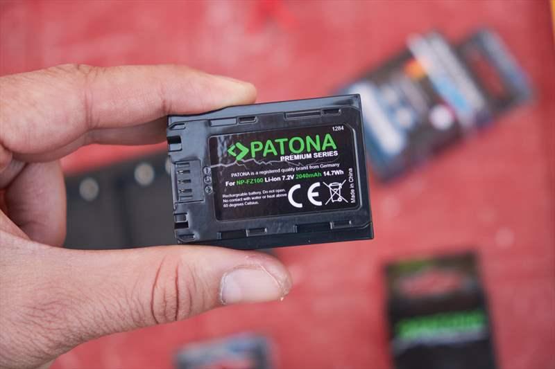 Patona NP-FZ100 (3)