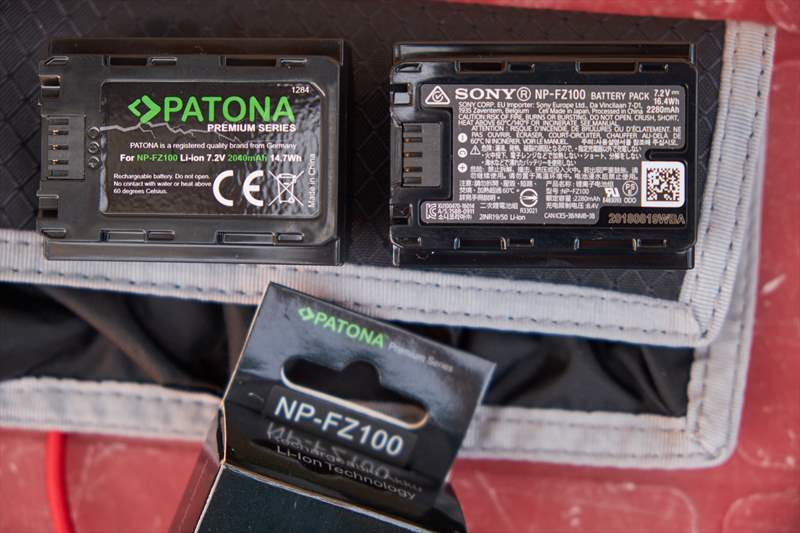 Patona NP-FZ100 (6)