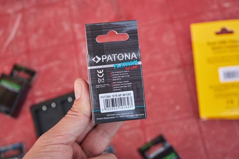 Patona NP-W126S (11)