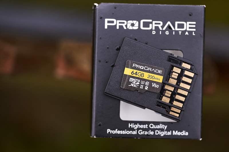 ProGrade Digital 64GB microSDXC UHS-II Review (13)