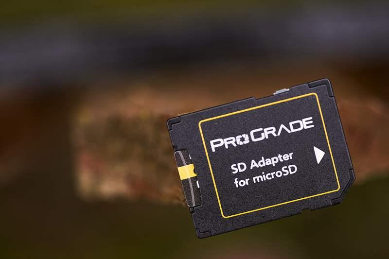 ProGrade Digital 64GB microSDXC UHS-II Review (15)