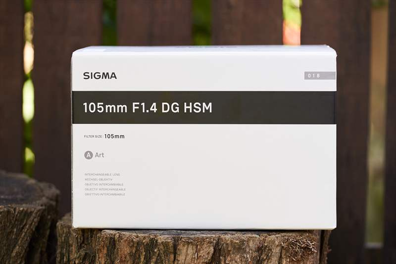 Sigma 105 mm F1.4 Art (2)