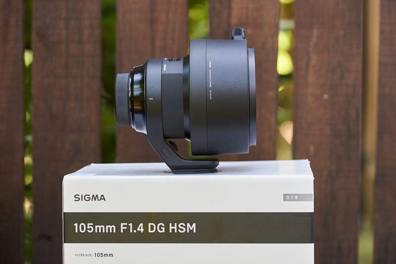 Sigma 105 mm F1.4 Art (7)