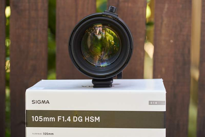 Sigma 105 mm F1.4 Art (9)