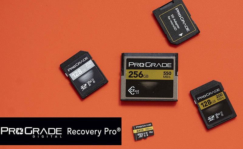 ProGrade Rescue Pro