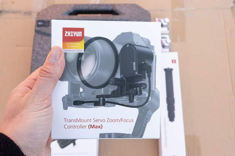 Zhiyun Weebill Lab Review - Unboxing (4)