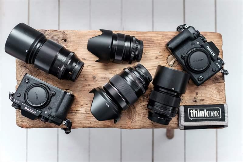 Trecerea de la Canon la Fujifilm (2)