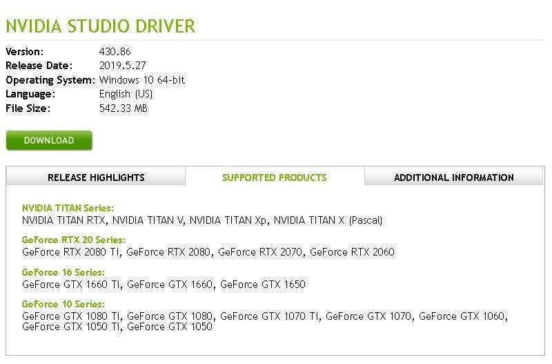 Nvidia Studio - Quadro RTX - GeForce RTX (8)