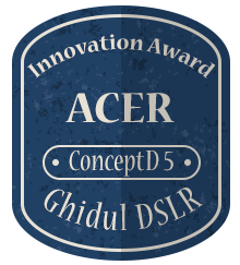 Badge Inovation - Acer ConceptD 5