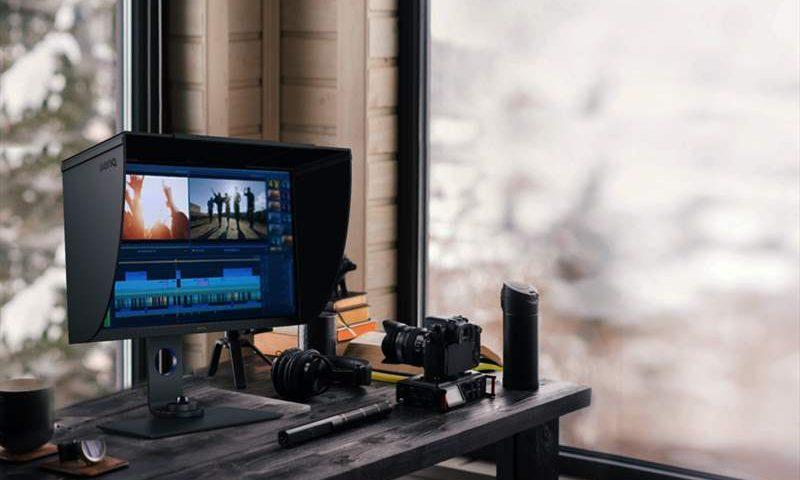 BenQ SW270c - Monitor pentru fotografi (2)