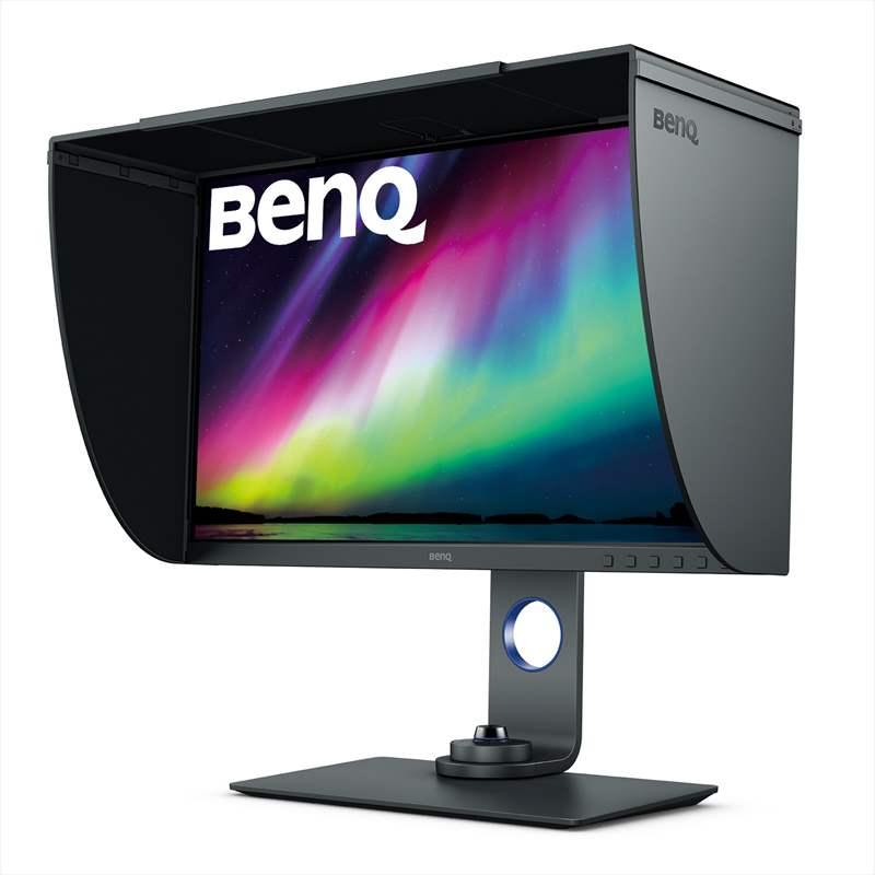 BenQ SW270c - Monitor pentru fotografi (4)