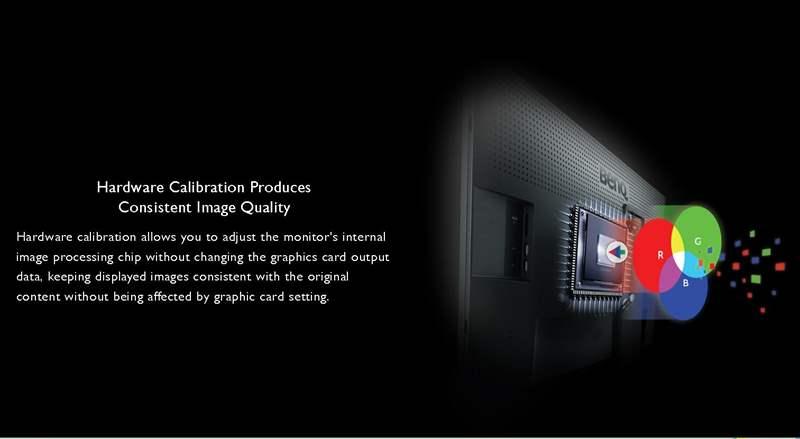BenQ SW270c - Monitor pentru fotografi (5)