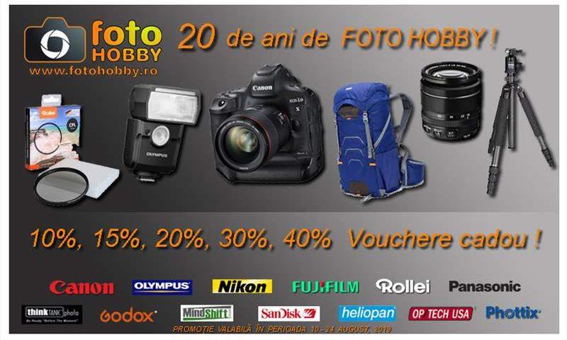 FotoHobby - 20 ani