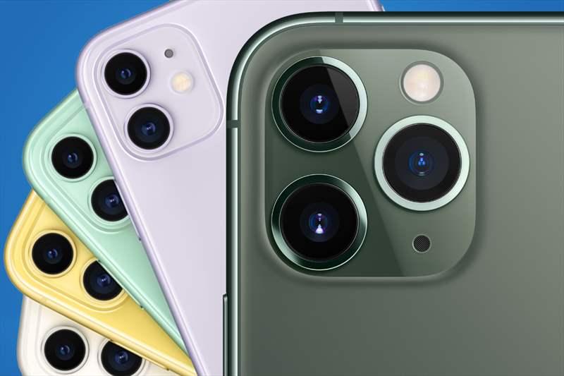 Apple iPhone 11 - Pro - Pro Max (1)