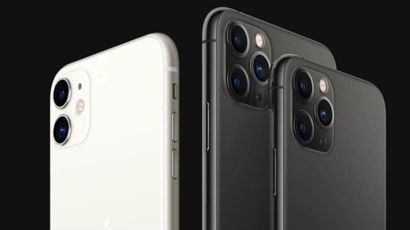 Apple iPhone 11 - Pro - Pro Max (3)