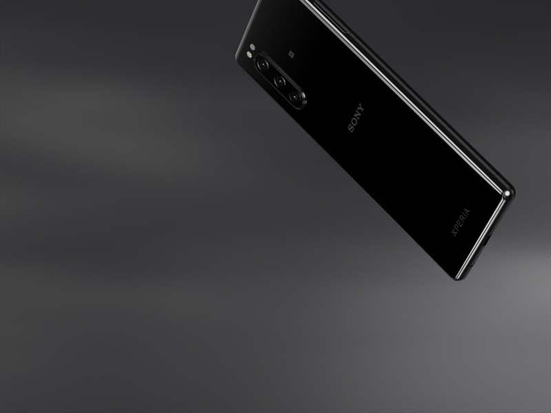 Xperia 5 Black (3)