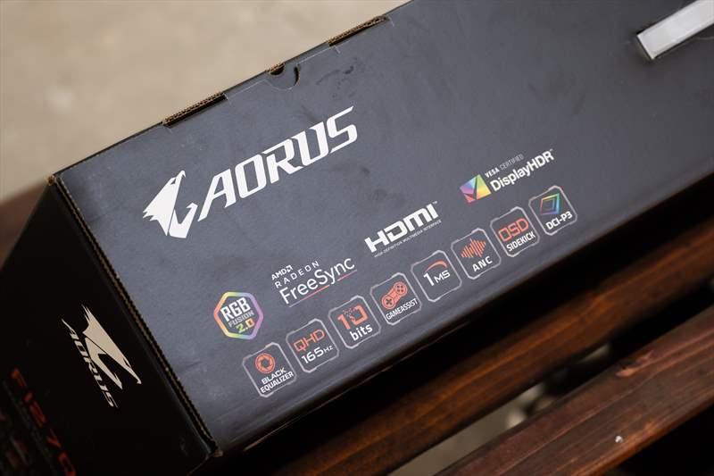 AORUS FI27Q - Monitor Editare-Gaming (1)