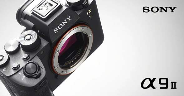 Sony A9 II - ILCE-9M2 (1)