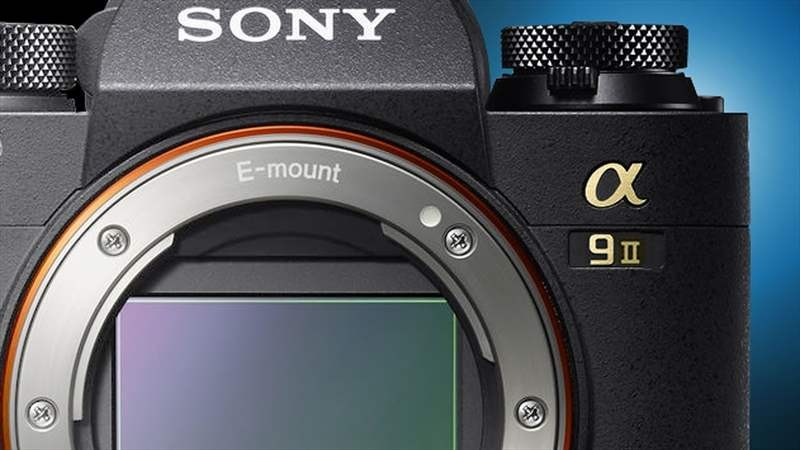 Sony A9 II - ILCE-9M2 (2)