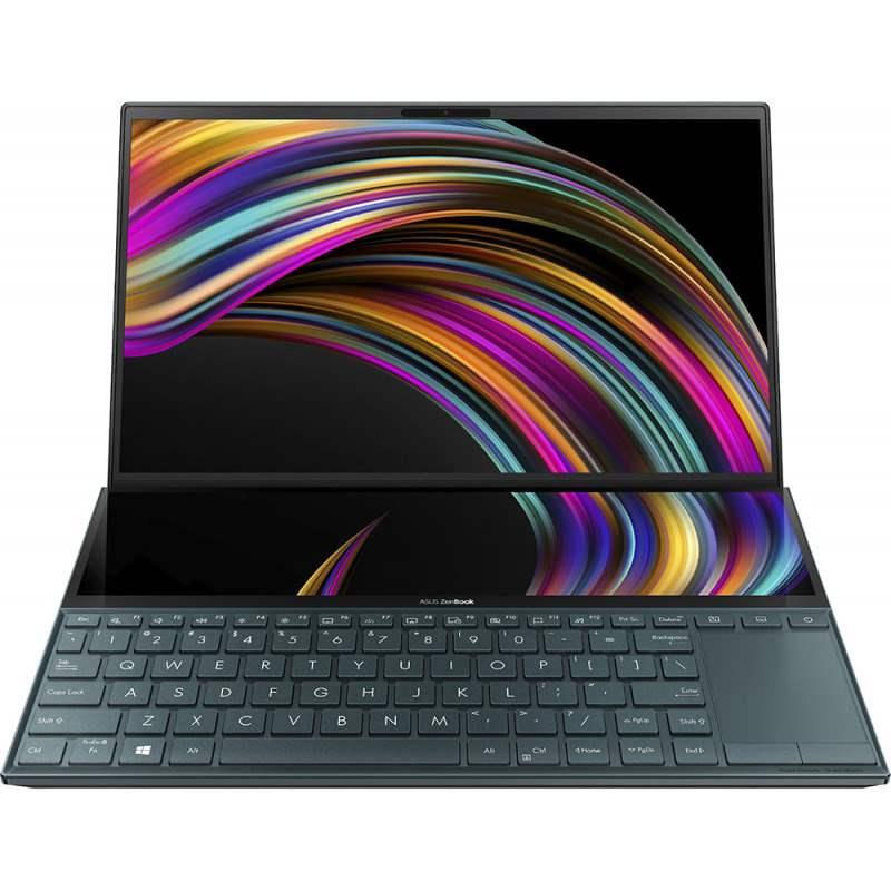 ASUS ZenBook Duo UX481FL - Laptop Editare 2020