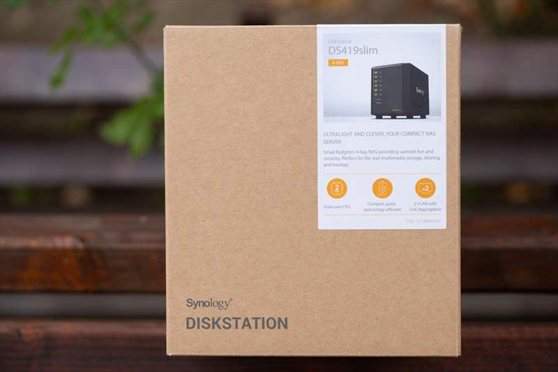 Synology DS419slim - 01 (2)