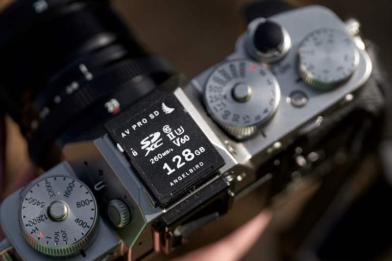 AngelBird V60 - X-T3 - A6600 - Sigma FP - A7III (4)
