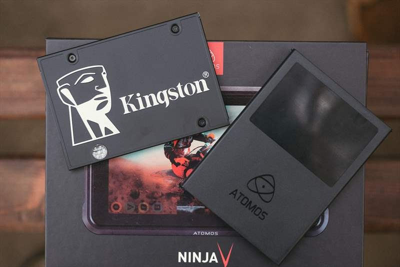 Kingston KC600 - Atomos Ninja V (9)