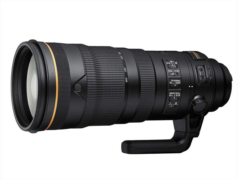 Nikon AF-S 120-300mm F2.8E VR - 01 (1)