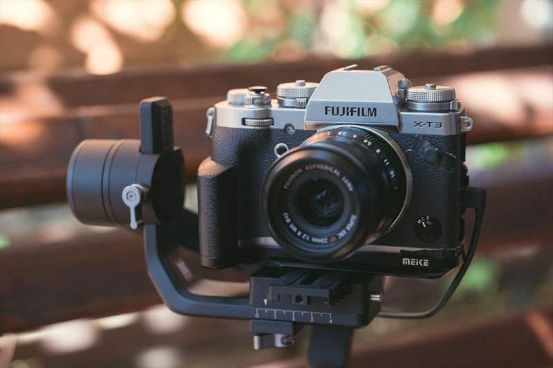 Ronin SC - Fujifilm X-T3 (2)