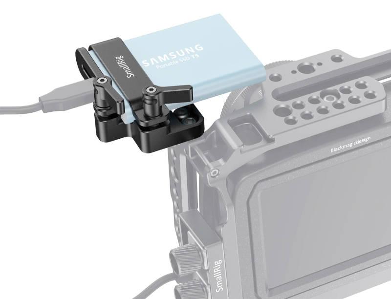 SmallRIG - Samsung T5 (2)