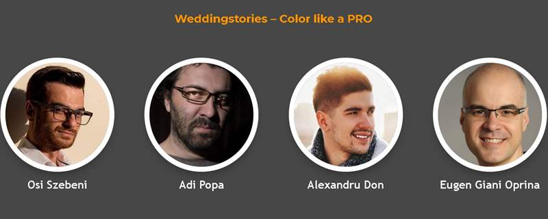 WeddingStories 6 - Color Like a Pro