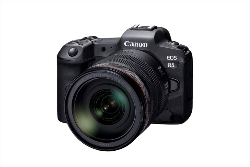 Canon EOS R5 - Dezvoltare (2)