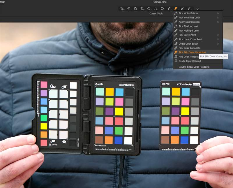 Capture One 20 Pro - Color checker (6)