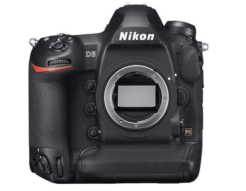 Nikon D6 - Prezentare Oficiala (2)