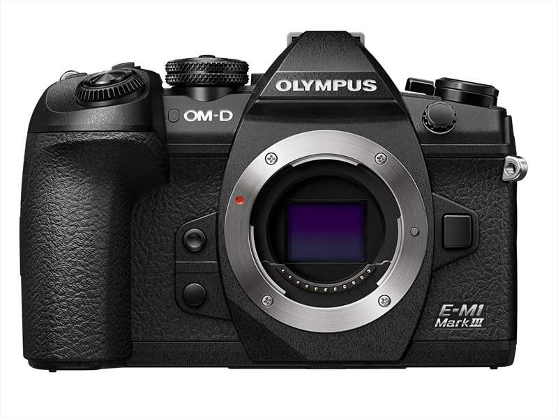 Olympus OM-D E-M1 Mark III  - 1 (1)