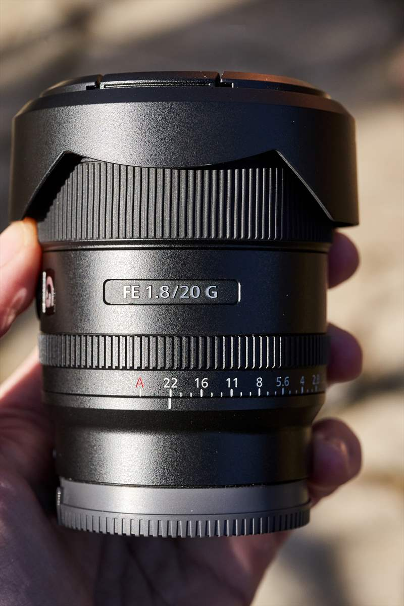 Sony 20 mm F1.8 G Review - 01 (1)