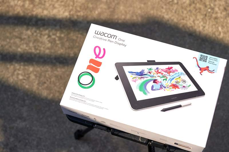 Wacom One 13 - Review - 01 (12)